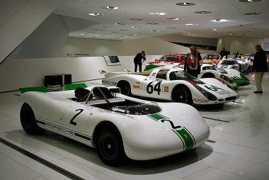 Porsche 909 Spyder