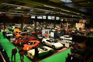 Beelden van het Antwerp Classic Salon 2020