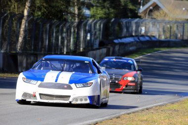 Braxx Racing - Mustang NASCAR