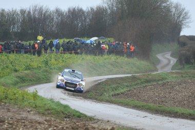 60e Rallye Le Touquet Pas-de-Calais in beeld gebracht