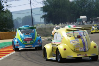 2020 VW e-Fun Cup Spa