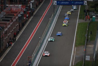 Start 2020 DTM Spa Race 2
