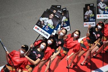 Gridgirls 2020 DTM Spa