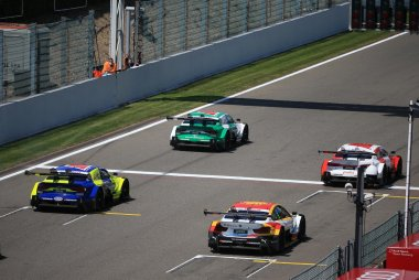2020 DTM Spa Race 1