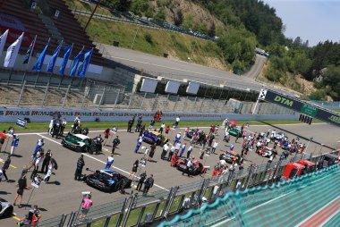 Grid 2020 DTM Spa Race 1