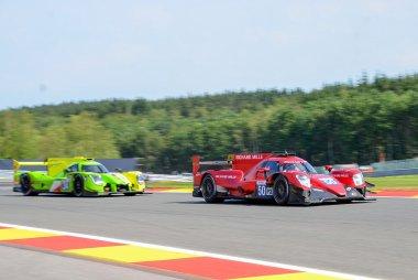 Richard Mille Racing Team - Oreca 07 Gibson