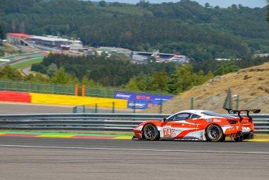 Kessel Racing - Ferrari 488 GTE