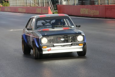 John Rasse - Ford Escort MkII