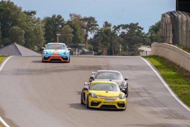 2020 Porsche Challenge Cup Zolder Fun Festival