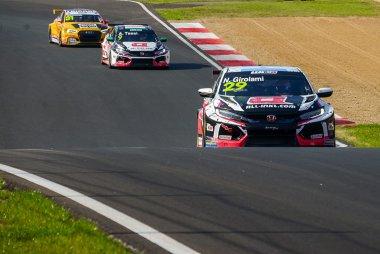 Nestor Girolami - Münnich Motorsport Honda Civic TCR