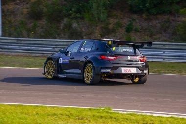 Jack Young - Vukovic Motorsport Renault Megane R.S. TCR