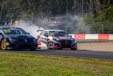 Esteban Guerrieri - Münnich Motorsport Honda Civic TCR