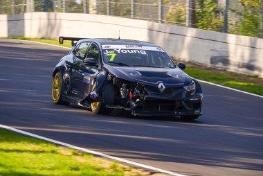 Jack Young - Vukovic Motorsport Renault Mégane R.S. TCR