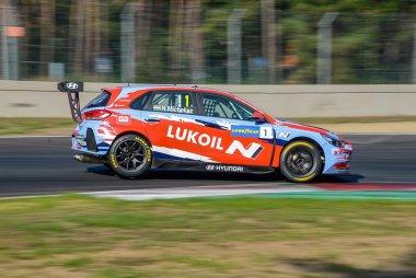 Norbert Michelisz - BRC Hyundai N LUKOIL Squadra Corse