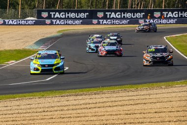 Finish 2020 TCR Europe Zolder Race 2