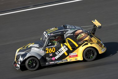 McDonalds Racing
