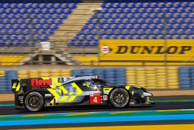 Bykolles Racing Team - ENSO CLM P1/01 Gibson