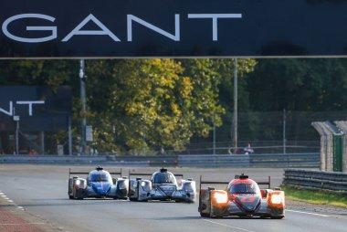 De strijd in de LMP2-klasse - Le Mans 2020
