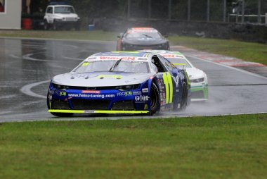 NASCAR-races in Zolder in beeld