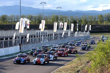 Start 2020 VW Fun Cup Trophée d'Alsace
