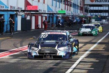 Harrison Newey - WRT Team Audi Sport