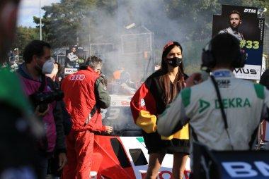 Het eerste DTM-weekend in Zolder in beeld gebracht