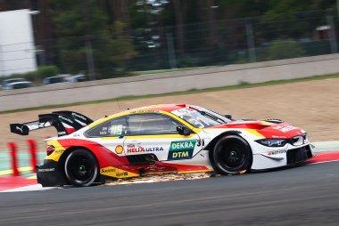 Sheldon van der Linde - BMW Team RBM