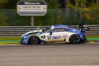 Oman Racing Team by TF Sport - Aston Martin Vantage AMR GT3