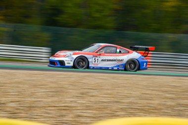 Ombra Racing - Porsche 991 GT3 Cup
