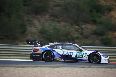 Jonathan Aberdein - BMW Team RMR