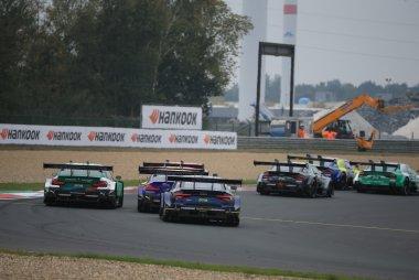 Start 2020 DTM Zolder II Race 2