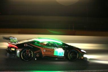 Orange1 FFF Racing Team - Lamborghini Huracan GT3 Evo