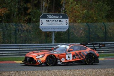 Mercedes-AMG Team HRT - Mercedes-AMG GT3