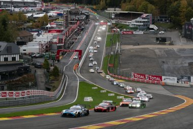 Start 2020 Total 24 Hours of Spa