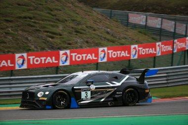 K-PAX Racing - Bentley Continental GT3