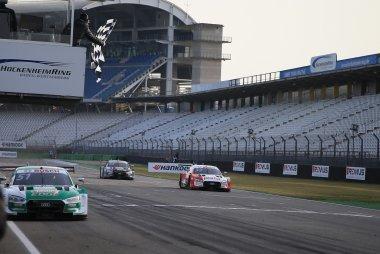 Finish 2020 DTM Hockenheim race 1