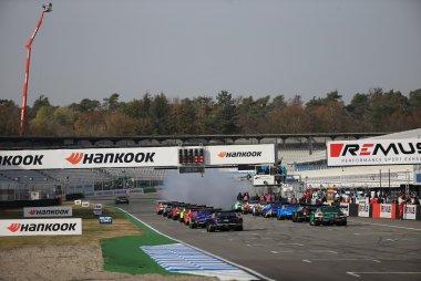 Start 2020 DTM Hockenheim race 1