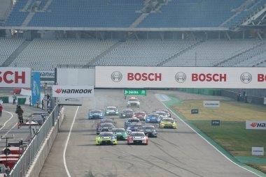 Start 2020 DTM Hockenheim Race 2