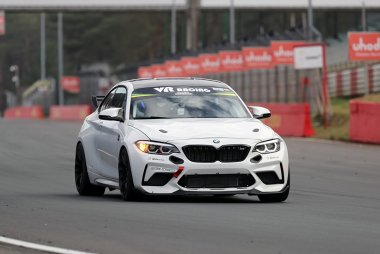 Circuit Zolder, donderdag 25 februari 2020 – Internationale testdag