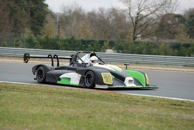 Circuit Zolder, donderdag 25 maart 2021 – Internationale testdag