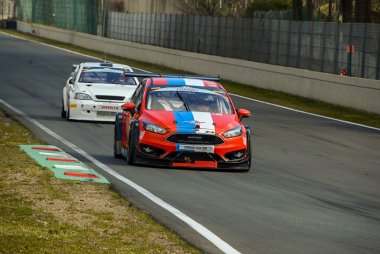 VDS Racing Adventures - MARC cars focus V8