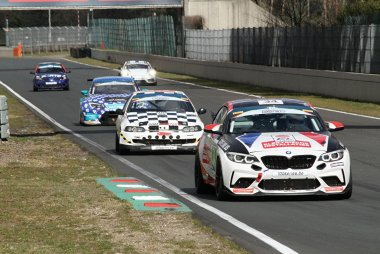 JJ Motorsport - BMW M2 CS Racing