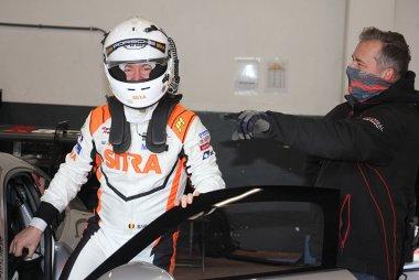 Circuit Zolder, donderdag 8 april 2021 – Internationale testdag