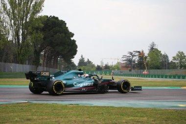 Sebastian Vettel - Aston Martin Cognizant F1 Team