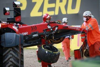 Wagen Charles Leclerc - Ferrari