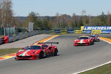 AF Corse - Ferrari 488 GTE Evo