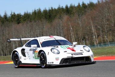 Porsche GT Team - Porsche 911 RSR-19