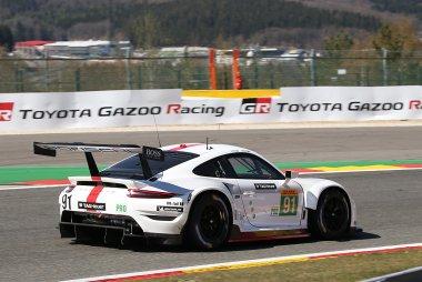 Team Porsche GT