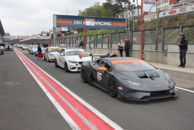 Totaalplan Racing Lamborghini Huracan