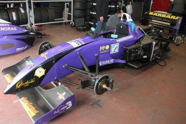 Simtek F1